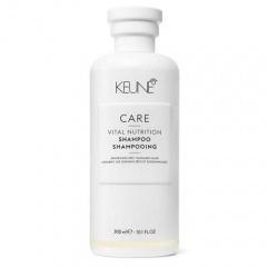 Шампунь Основное питание/ CARE Vital Nutrition Shampoo (Keune 21320)